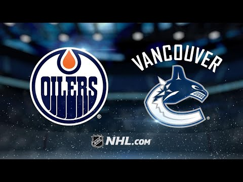 Markstrom, Pouliot help Canucks defeat Oilers, 2-1