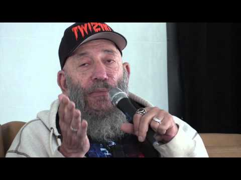 Days of the Dead 2015 PANEL (Sid Haig & Bill Moseley)