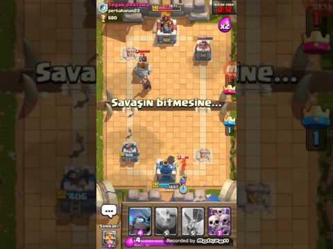Clash royale 2 . arena balon