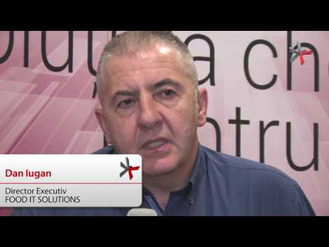 Interviu cu Dan Iugan, Director Executiv Food IT Solutions, la Intalnirea Partenerilor Magister 2016