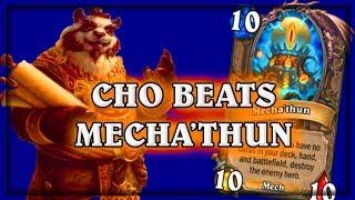 Cho Beats Mecha