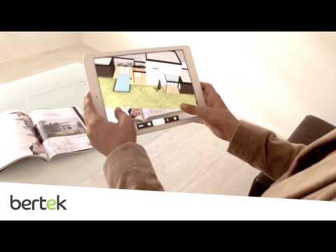 Application mobile — Réalité augmentée immobilier dans la presse