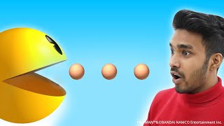 LETS PLAY PAC-MAN GAME