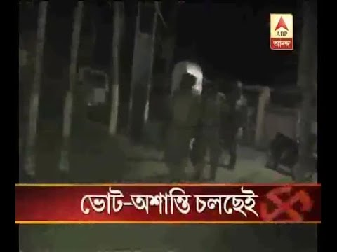 Post poll violence continues in Bengal