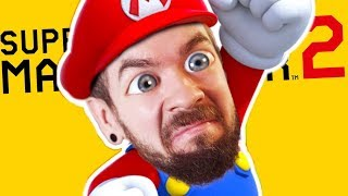 SPEEDRUNS WILL RUIN ME | Super Mario Maker 2 #4