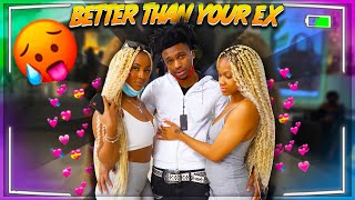 "Do I Look Better Than Yo Exx😱 'Can I Be Your New Bf""😏 