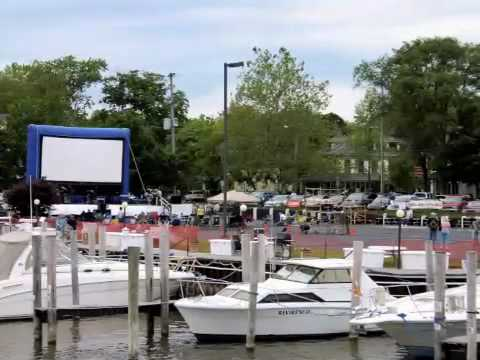 WATERFRONT FILM FESTIVAL - SAUGATUCK, MI