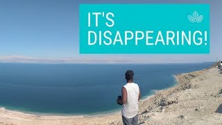 The Dead Sea : The best place on earth (and soon to be gone)