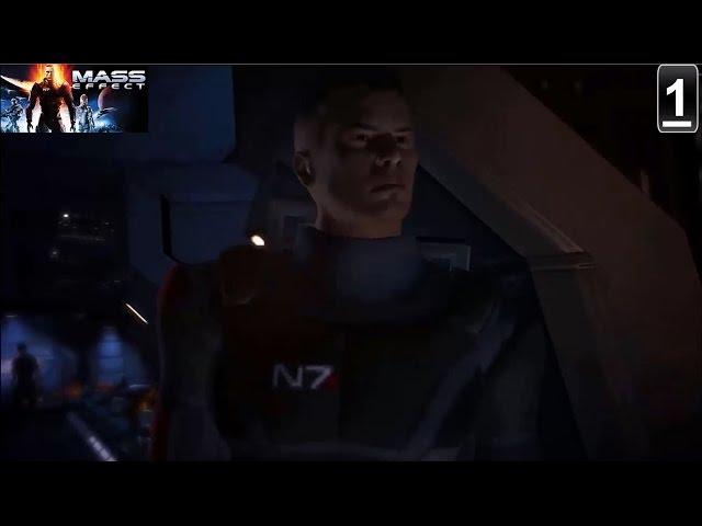 What an Asshole ~ Mass Effect 1 Renegade Run ~ Episode 1