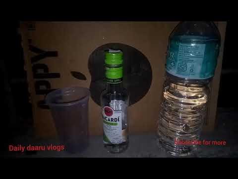 Bacardi Rum Gira Di Yaar | Daily Daaru Vlogs