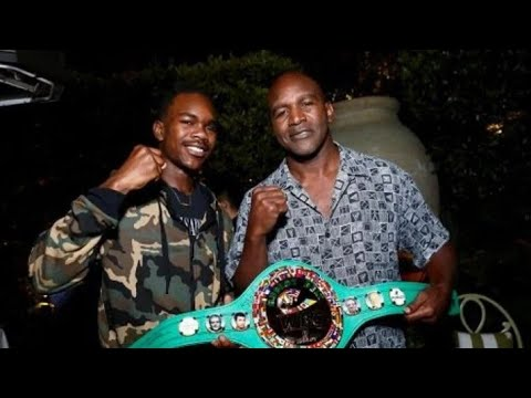 Boxing Evan Holyfield Son Of Evander Holyfield Remains Undefeated By Eric Pangilinan