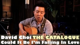 "David Choi - ""Could It Be I"