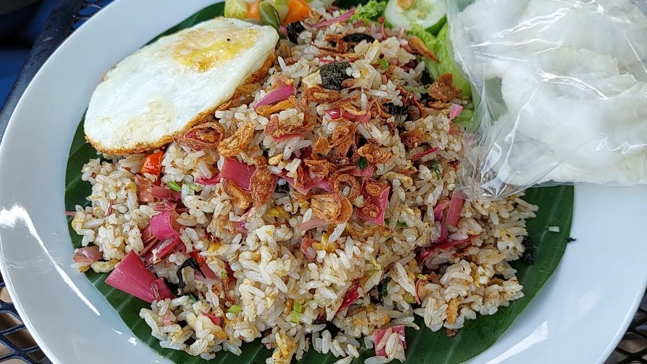 COBAIN MASAKAN CHEF HOTEL BINTANG LIMA - INDONESIAN STREET FOOD