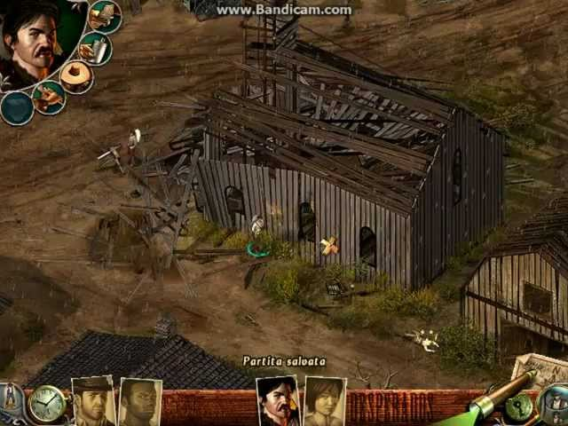 Desperados Wanted Dead Or Alive Mission 22 Part 2 Youtube