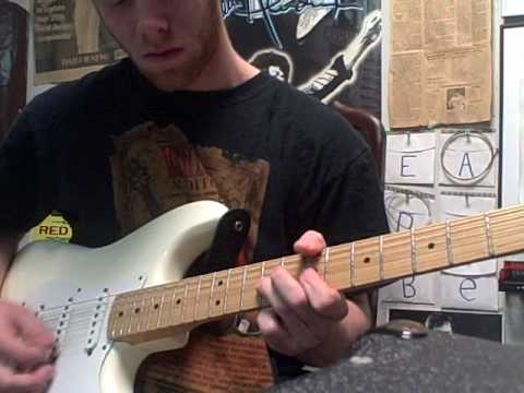 Flirtin' With Disaster: Guitar Cover, Molly Hatchet, Full Song