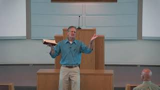 2021 02 07   AM Sermon   Richard Perry- Purpose, Passion, and Vision- Vision