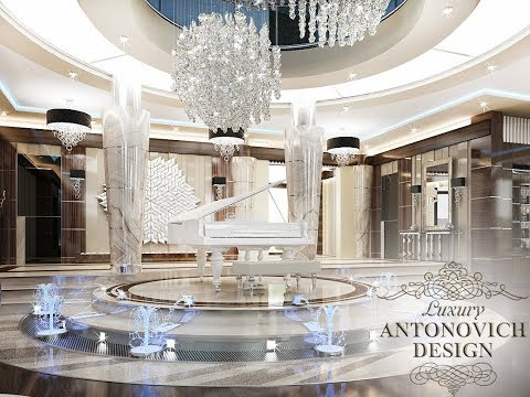 Luxury Interior by Antonovich Design Company  (no sound)