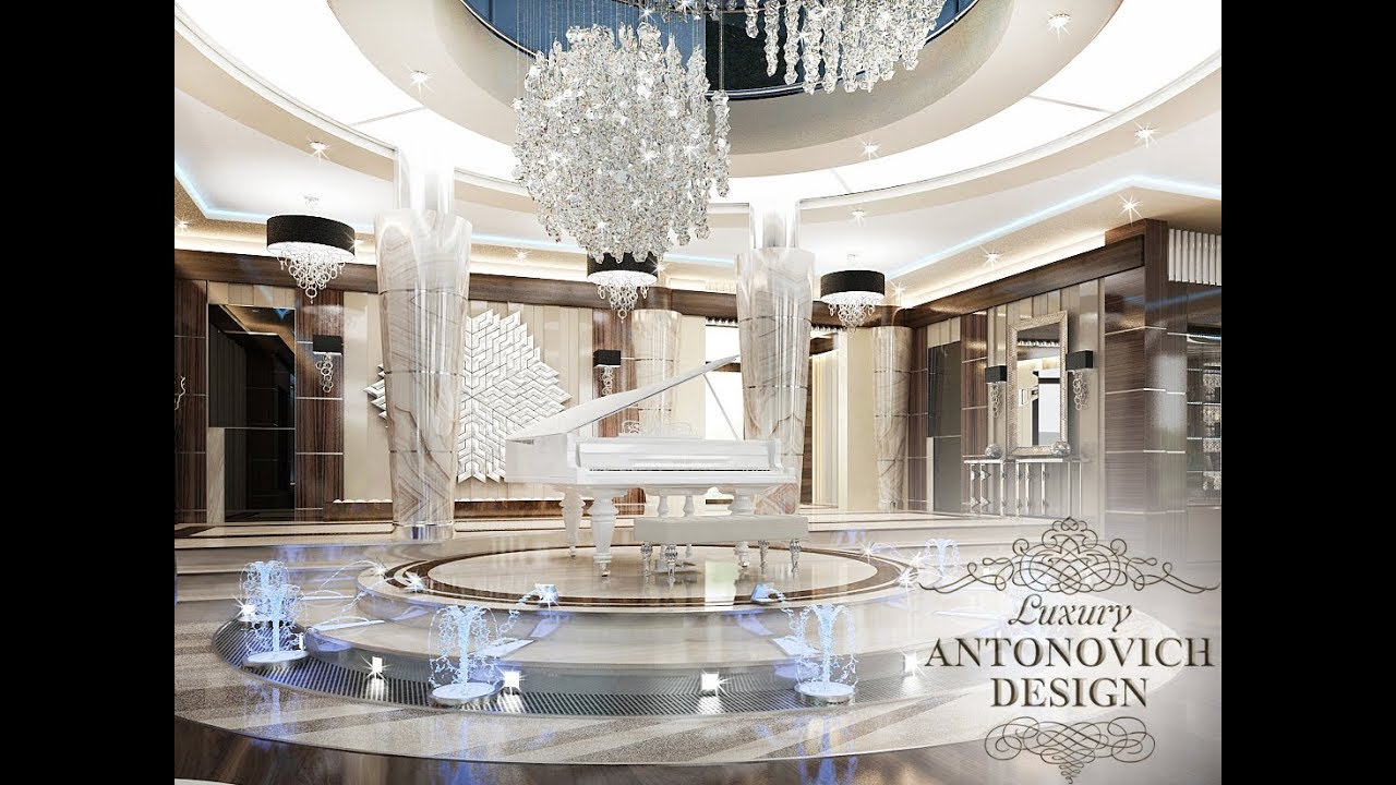 Design By: Luxury Interior By Antonovich Design Company (slide Show
