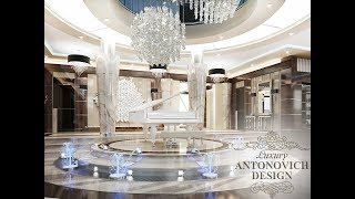 Luxury  Nterior By Antonovich Design Company Slide Show