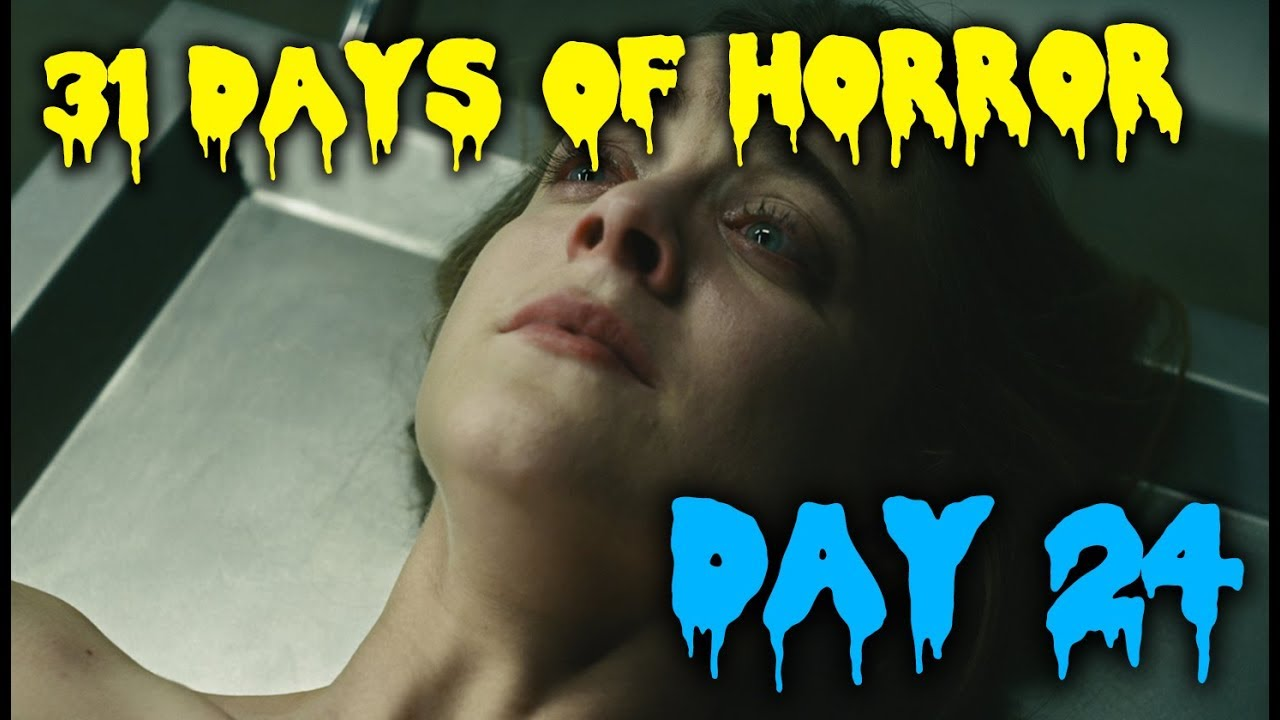 #31DAYSOFHORROR ???? DAY 24: The Corpse of Anna Fritz (2015)