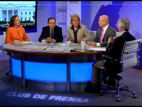 Programa completo Club de Prensa Jueves -- 02/07/2015