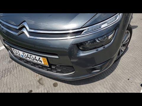 Отличный Citroen C4 Grand Picasso 2.0 BlueHDI с Подвохом!