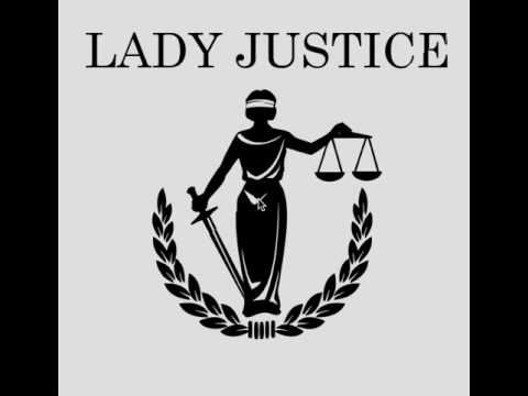 mark on the symbolism of what lady justice means mark