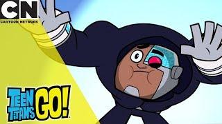 Teen Titans Go! | My Bro Business | Cartoon Network