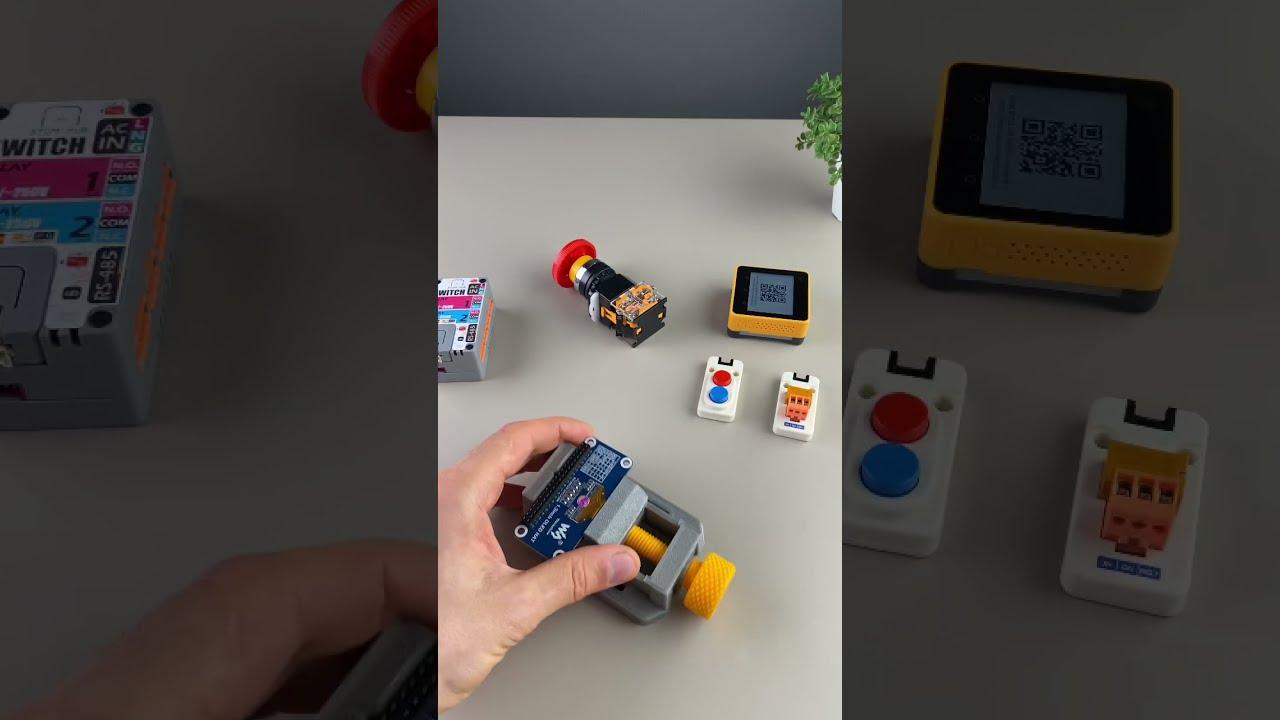 3D Printed Vise (functional 3D Print)