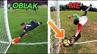 How Difficult are Goalkeepers Best Saves?