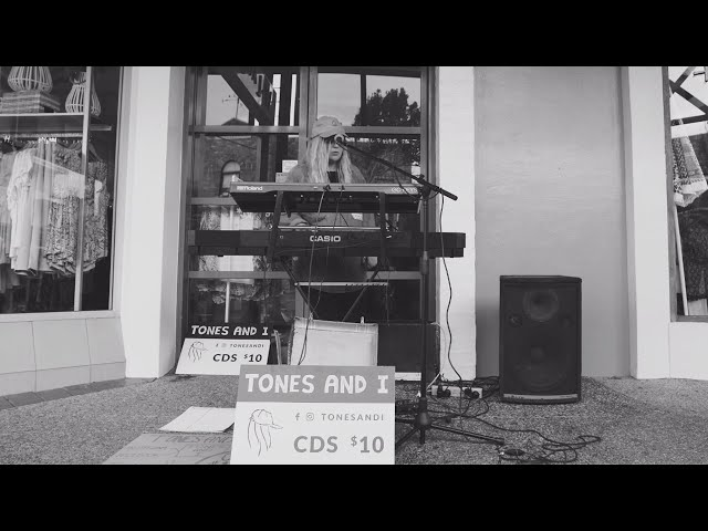 TONES AND I - JOHNNY RUN AWAY (OFFICIAL VIDEO)