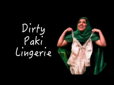 Dirty Paki Lingerie Promo
