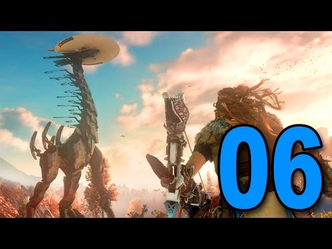 Horizon Zero Dawn - Part 6 - FOUND A LONGNECK!