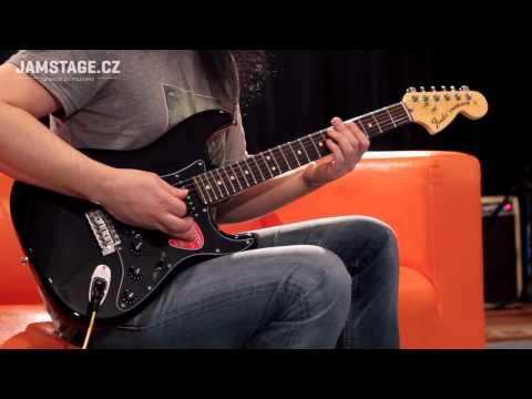 Fender American Special Stratocaster HSS (Pavel Marcel)