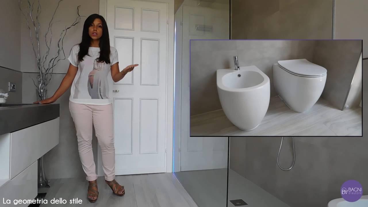 Ristrutturazione bagno completo moderno doccia open