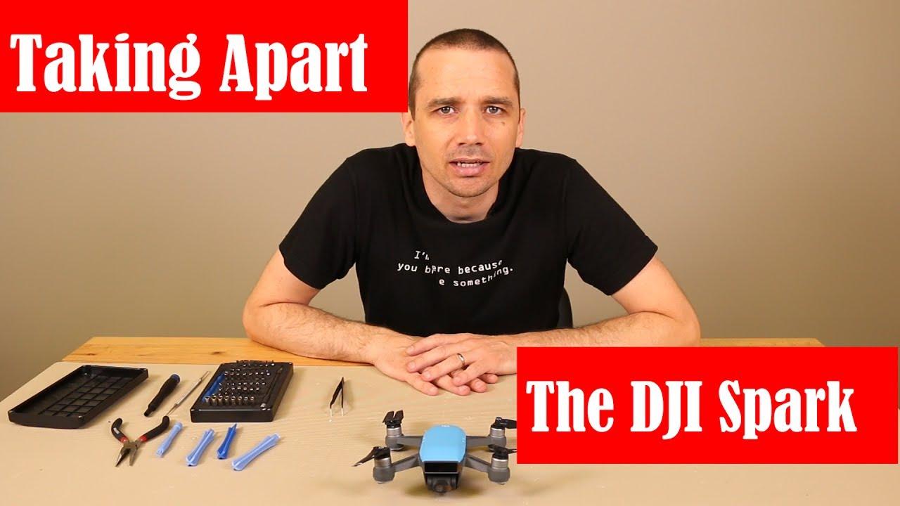 Dji Spark Teardown Detailed Guide Youtube Repair Guides Wiring Diagrams 2 Of 30
