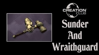 Skyrim Creation Club Sunder And Wraithguard Mod Review, To Buy Or Not To Buy