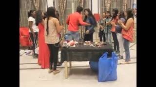Sidhant Gupta Dances with his Fans!!