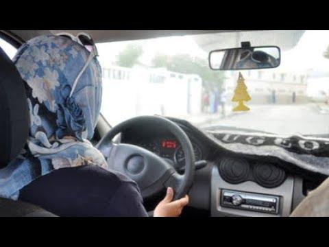 تعلم سياقة السيارة 2019 بالصوت والصورة شرح دواسات البنزين ...