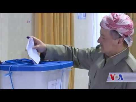 Latest in Kurdish Referendum - VOA Ashna