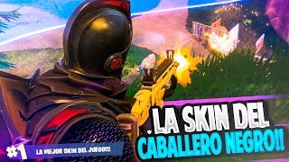 WE RELEASE THE SKIN OF THE BLACK KNIGHT!! | FORTNITE: Battle Royale ? Rubinho vlc