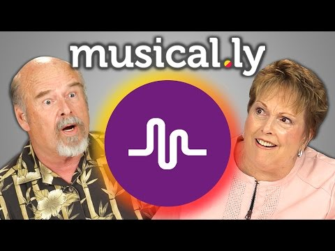 Thumbnail: ELDERS REACT TO MUSICAL.LY