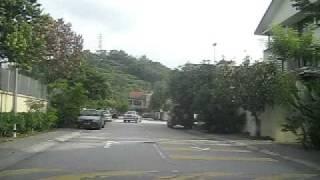 Desa Park City _ Southlake guardhouse to house