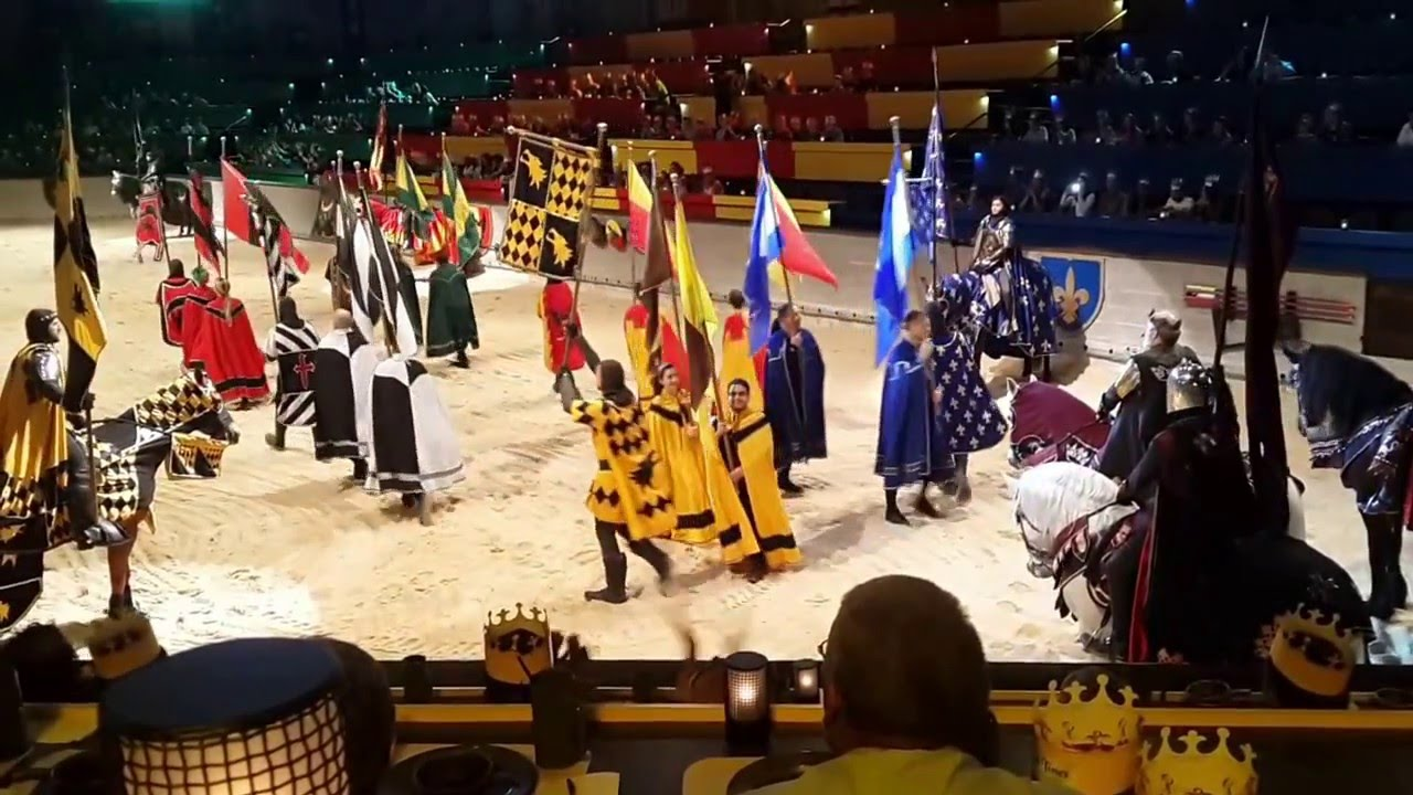 Head to Lawrenceville, GA where brave knights, beautiful princesses, stunning castles and inspiring stories are waiting to entertain you at the Medieval Times Dinner and Tournament/5.