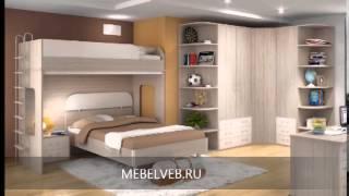 Детская мебель. Интернет магазин МебельВеб.(, 2014-07-27T12:39:00.000Z)