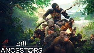 New Ancestors The Humankind Odyssey Update! Evolution Speedrun & Exploration