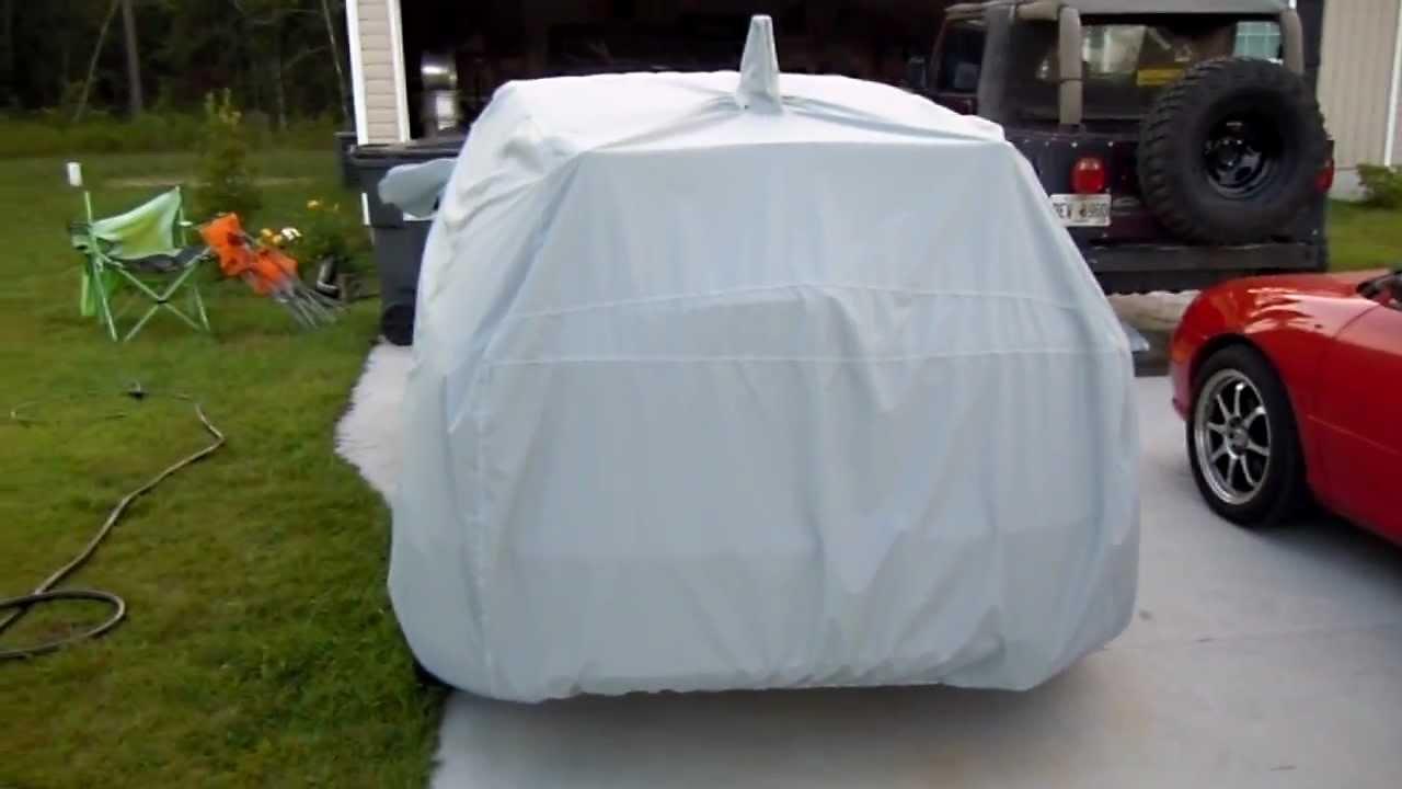 2002 Honda Civic Si (EP3) Weathershield HP Car Cover   YouTube