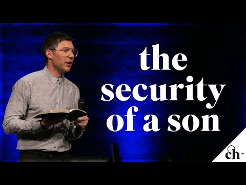 The Security of A Son // Judah Smith