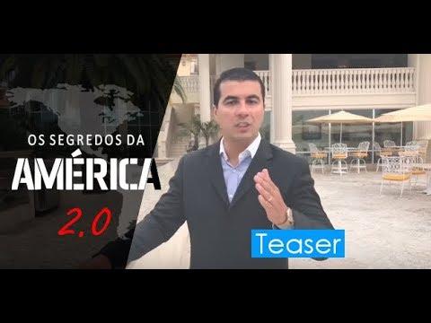"""Nova série """"Os Segredos da América 2.0"""" - 15 episódios para você conhecer os Estados Unidos melhor!"""