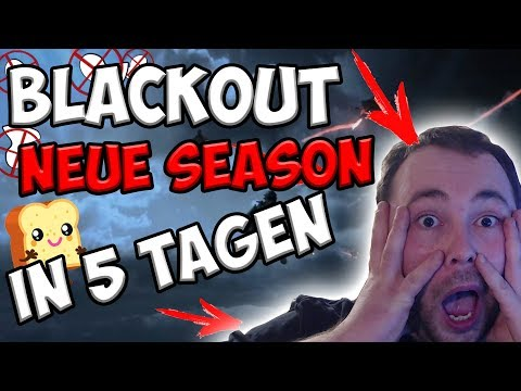 5 TAGE NOCH - COD BO4 BLACKOUT - Call of Duty Black Ops 4 Blackout - Live Stream Deutsch PS4